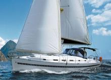 Bénéteau Cyclades 43.3 : En navigation